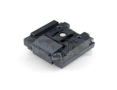 QFN-64BT-0.5-01, Test & Burn-in Socket