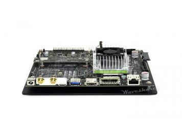 NVIDIA Jetson TX2 Developer Kit, AI Supercomputer-on-a-module