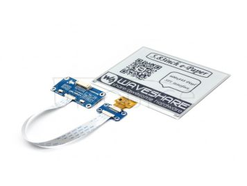 600x448, 5.83inch E-Ink display HAT for Raspberry Pi