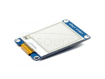 152x152, 1.54inch E-Ink display module, yellow/black/white three-color