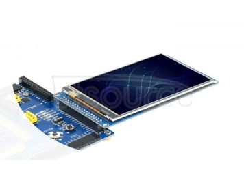 4inch Resistive Touch LCD, 480×800, 8080 Parallel Interface