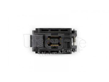 FPQ-52-0.65-01A, Test & Burn-in Socket