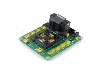 STM32-QFP64, Programmer Adapter