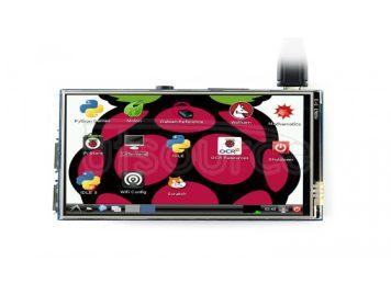 3.5inch RPi LCD (B), 480x320, IPS