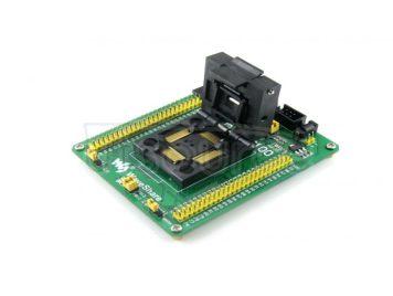 STM32-QFP100, Programmer Adapter