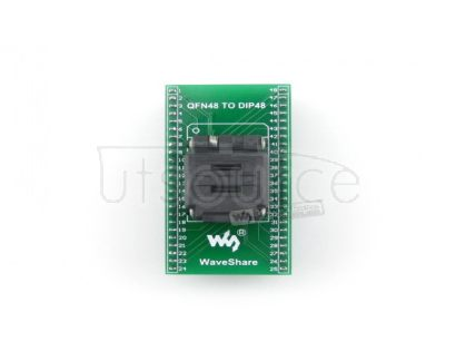 QFN48 TO DIP48, Programmer Adapter