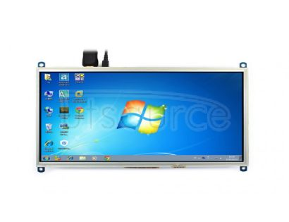 10.1inch HDMI LCD, 1024×600, IPS