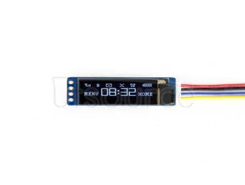 128x32, General 0.91inch OLED display Module