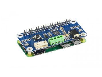 WM8960?Hi-Fi Sound Card HAT for Raspberry Pi, Stereo CODEC, Play/Record