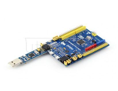 XNUCLEO-F411RE, Improved STM32 NUCLEO Board