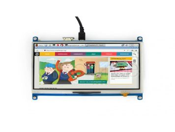 7inch HDMI LCD, 1024×600, IPS