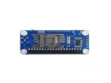 NB-IoT HAT for Raspberry Pi, for Europe, Asia, Africa, Australia