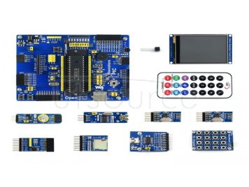Open18F4520 Package A, PIC Development Board