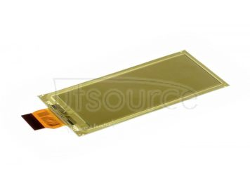 296×128, 2.9inch flexible E-Ink raw display panel