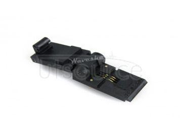 499-P44-20 (REV.A), Test & Burn-in Socket