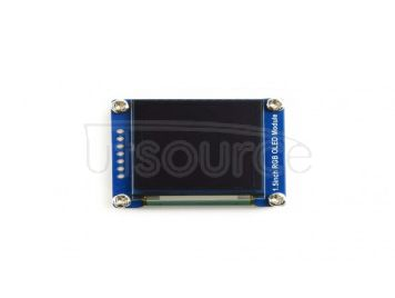128x128, General 1.5inch RGB OLED display Module, 16-bit high color