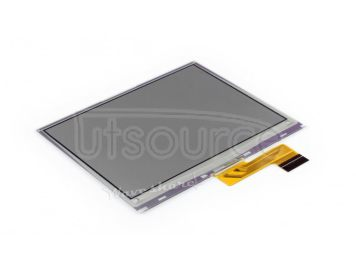 400x300, 4.2inch E-Ink raw display, three-color