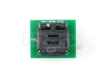 QFN8 TO DIP8 (D), Programmer Adapter