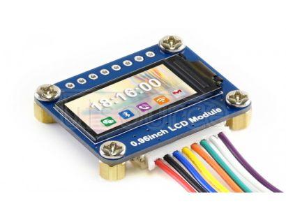 160x80, General 0.96inch LCD display Module, IPS, HD