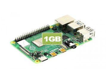 Raspberry Pi 4 Model B 1GB RAM, Completely Upgraded