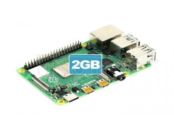 Raspberry Pi 4 Model B 2GB RAM, Completely Upgraded
