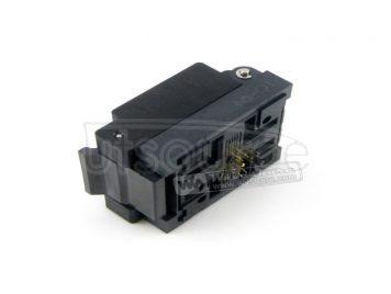 QFN-16BT-0.65-01, Test & Burn-in Socket