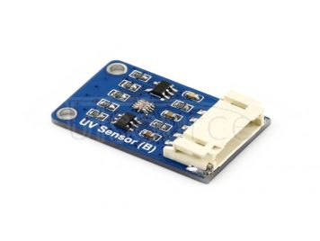 Ultraviolet Sensor, I2C Interface, UV Index Value Output
