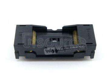648-0562211-A01, Test & Burn-in Socket