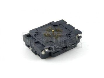 40QN40K15050, Test & Burn-in Socket