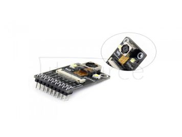 OV5640 Camera Board (C), 5 Megapixel (2592x1944), Auto Focusing, Onboard Flash