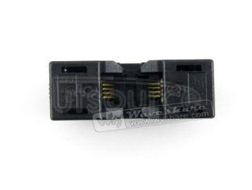 656-1082211, Test & Burn-in Socket