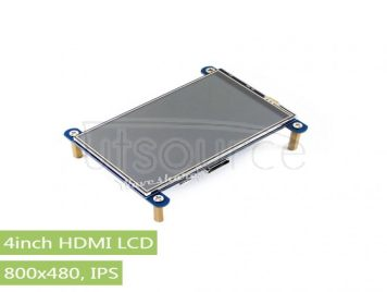 4inch HDMI LCD, 800x480, IPS