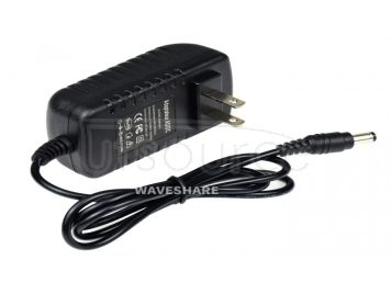 Power Supply, 9V/2A, DC Jack Output