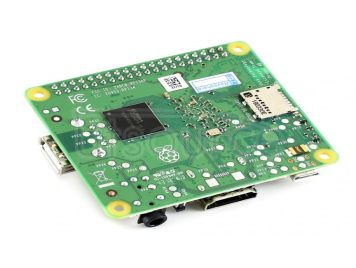 Raspberry Pi 3 Model A+, Retains Most Enhancements in Smaller Form Factor