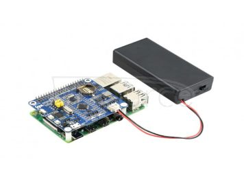 Power Management HAT for Raspberry Pi, Embedded Arduino MCU and RTC