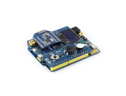 AlphaBot, Bluetooth robot building kit for Arduino