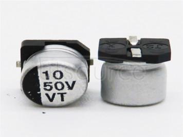 10uF 50V