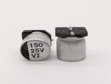 150uF 25V