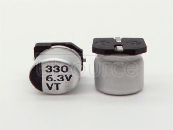 330uF 6.3V