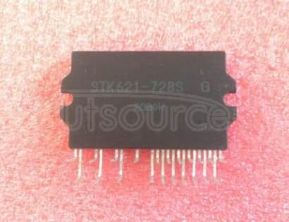 STK621-728S-E IC MOTOR DRIVER