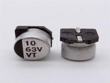 10uF 63V