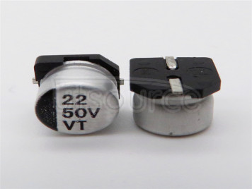 22uF 50V