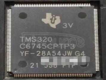 TMS320C6745CPTP3