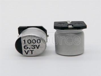 1000uF 6.3V