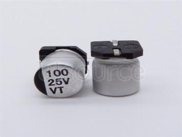 100uF 25V
