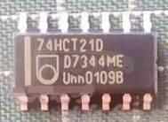 74HCT21D