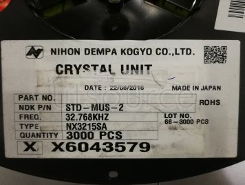 NX3215SA-32.768K-STD-MUS-2