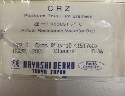 CRZ-2005-1000