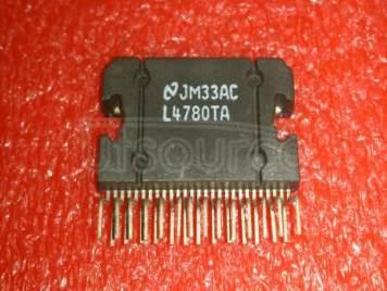 LM4780TA/NOPB