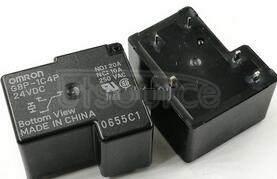 G8P-1C4P-24V G8P-1C4P-24VDC G8P-1C4P-DC24V 24V 20A 5PINS